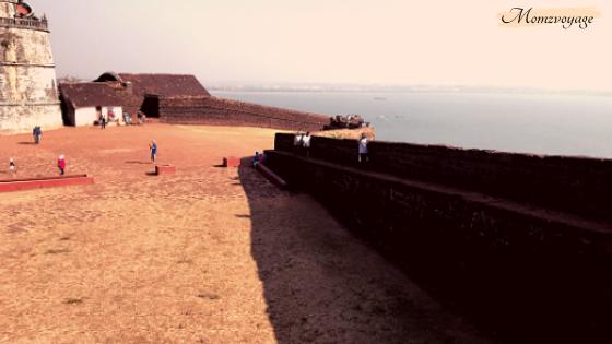 Fort Aguada, Goa